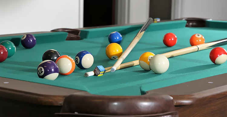 Billiard 7 Pool Table Some Scratches Classified Ads Classified
